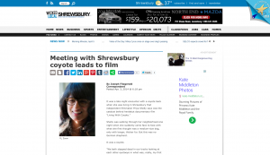 Shrewsbury Chronicle